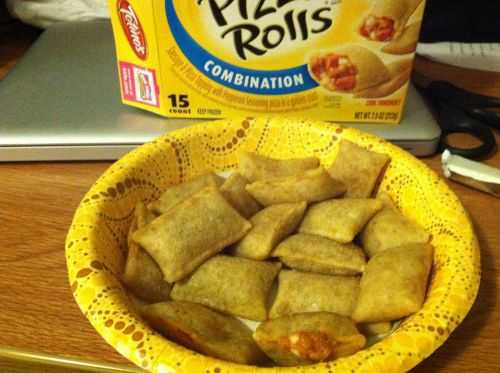 Good Guy Pizza Rolls