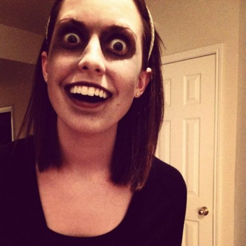 Zombie Overly Attached Girlfriend